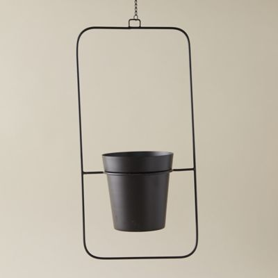 Rectangle Iron Plant Hanger
