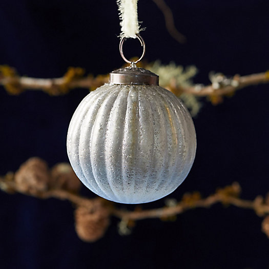 View larger image of Metallic Ombre Globe Ornament