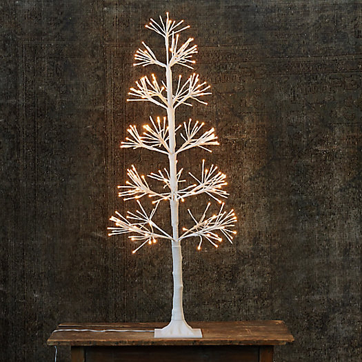 View larger image of Twinkling White LED Tree