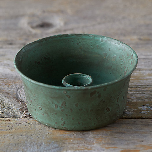 View larger image of Metal Plant Dish