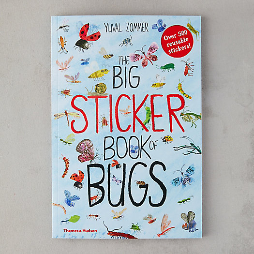 View larger image of The Big Sticker Book of Bugs