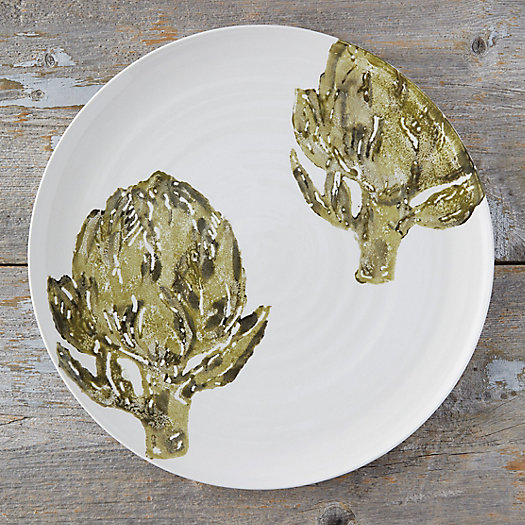View larger image of Artichoke Serving Platter