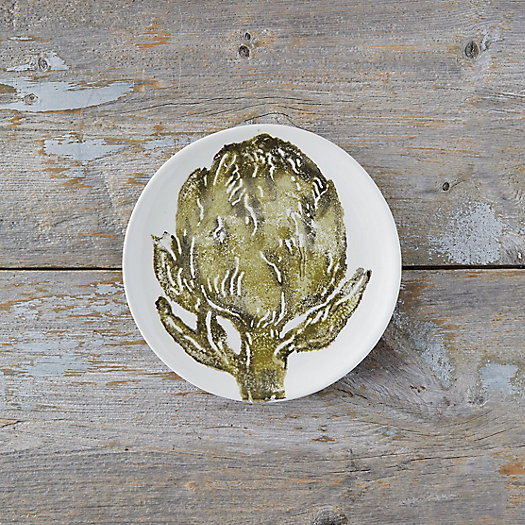 View larger image of Artichoke Side Plate