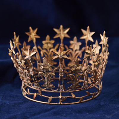 Starry Crown, Large