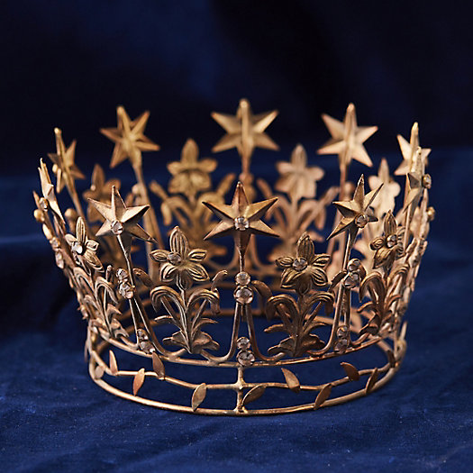 View larger image of Starry Crown, Large