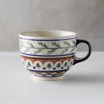 Evergreen Ceramic Mug