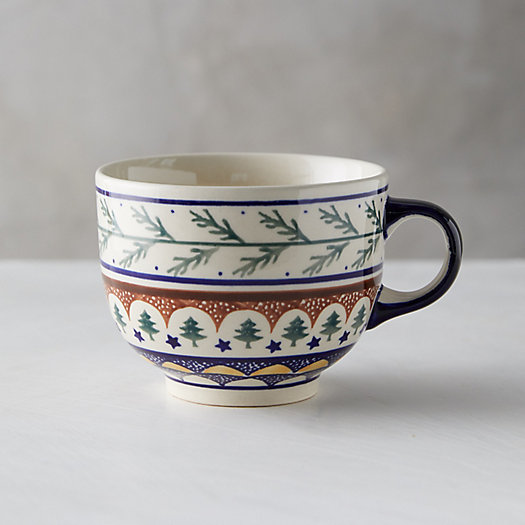 View larger image of Evergreen Ceramic Mug