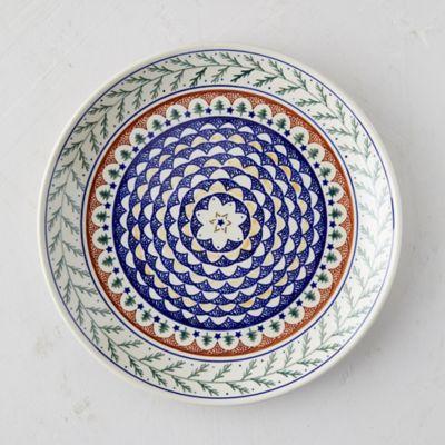 Evergreen Ceramic Serving Platter