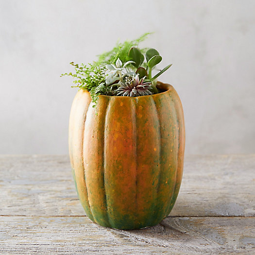 View larger image of Pumpkin Pot, Tall