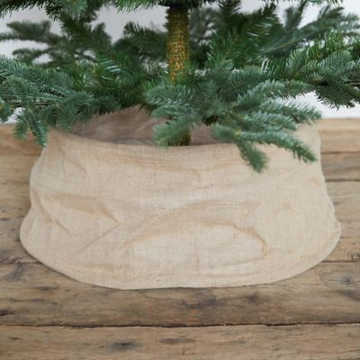 Linen Pop Up Tree Skirt