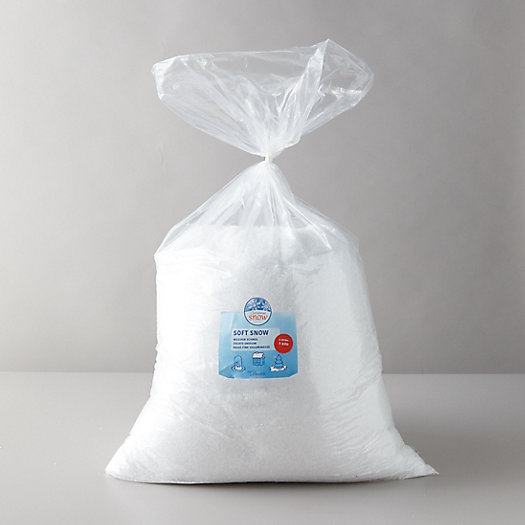 View larger image of Faux Soft Snow, 2lb Bag