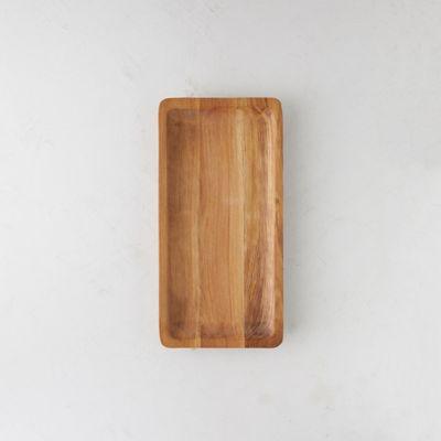 Rectangular Oak Tray, Large