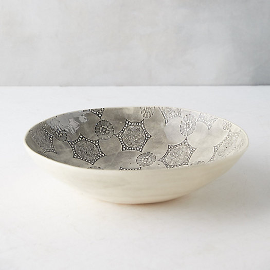 View larger image of Color Washed Serving Bowl, Extra Large