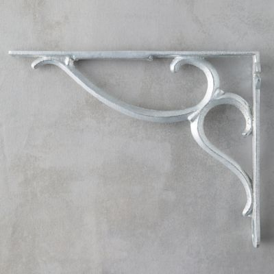 Double Curl Iron Wall Hook