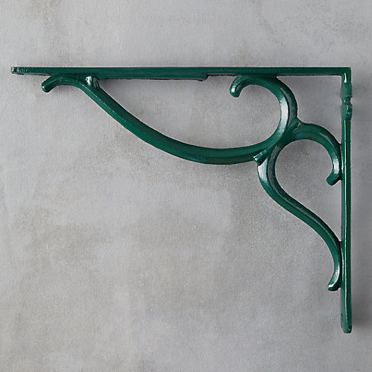 View larger image of Double Curl Iron Wall Hook