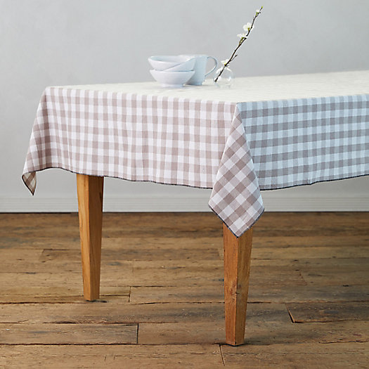 View larger image of Checked Tablecloth