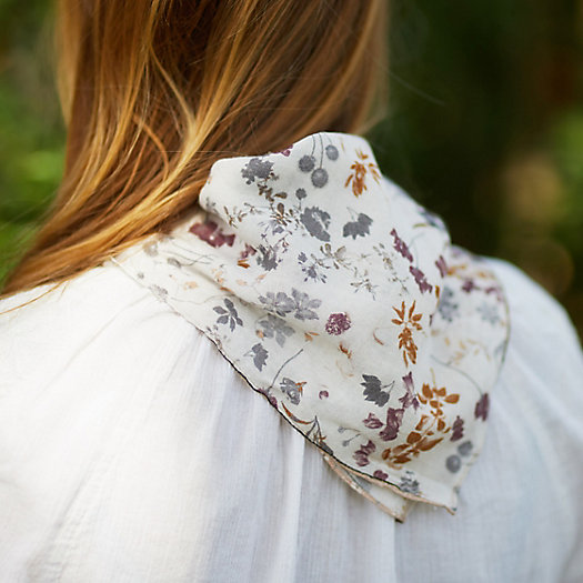 View larger image of Botanical Blooms Bandana