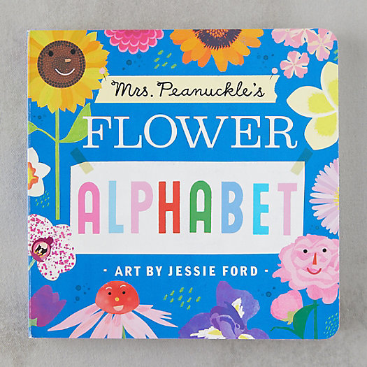 View larger image of Mrs. Peanuckle's Flower Alphabet