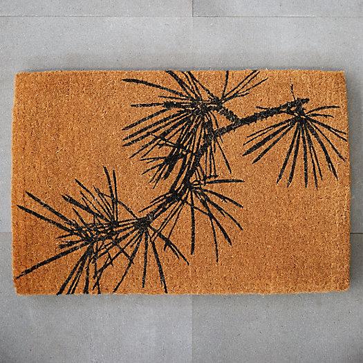 View larger image of Pine Spray Doormat