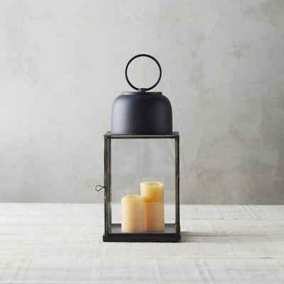 Domed Iron Lantern