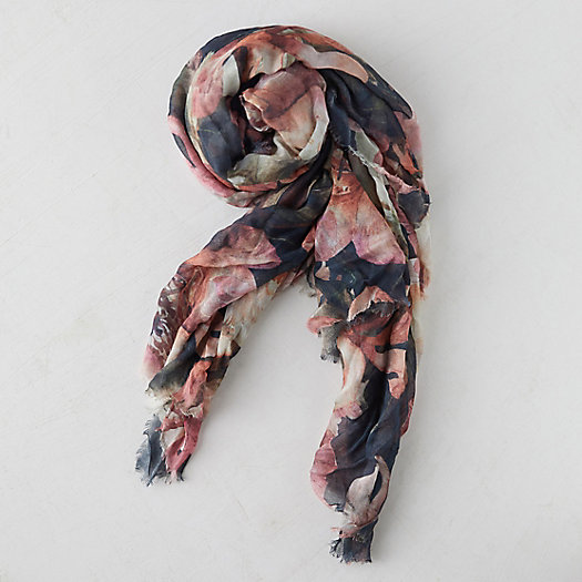 View larger image of Sun Dappled Garden Scarf
