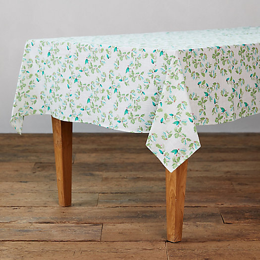 View larger image of Holly Berry Tablecloth