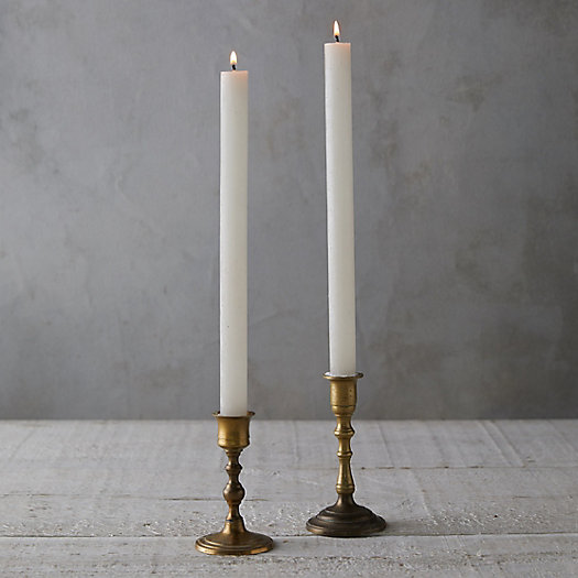 View larger image of Taper Candles, Set of 2