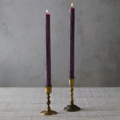 Taper Candles, Set of 2