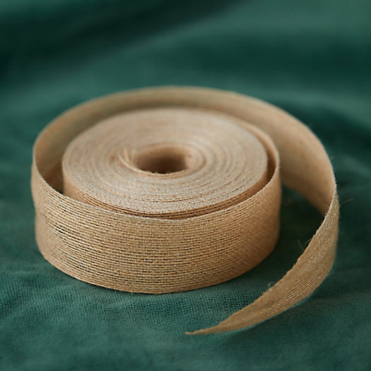 View larger image of Woven Jute Ribbon