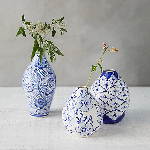 View larger image of Chinoiserie Bud Vase