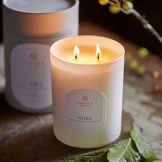 View larger image of Linneas Lights Candle, Noel