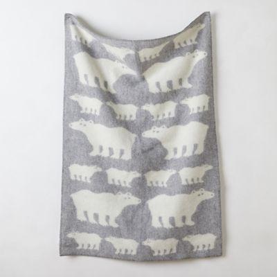 Polar Bear Kids' Blanket