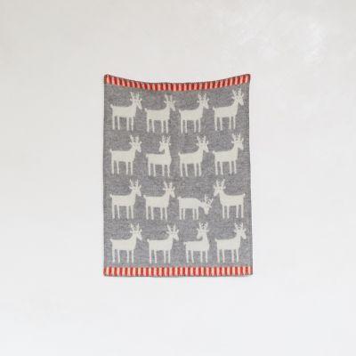 Deer Baby Blanket