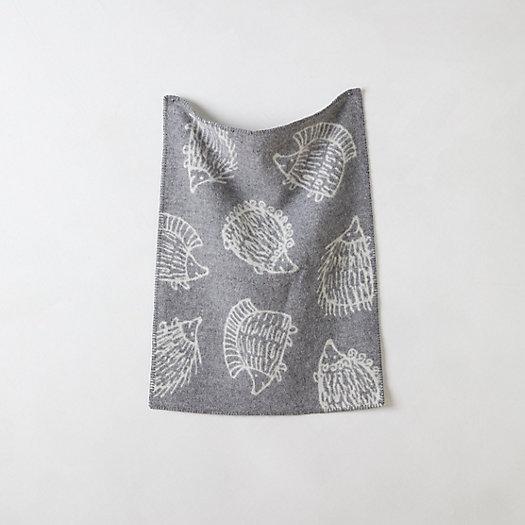 View larger image of Hedgehog Baby Blanket