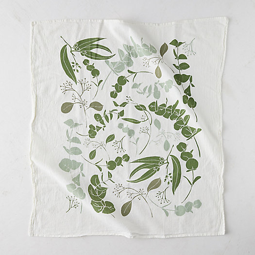 View larger image of Eucalyptus Tea Towel