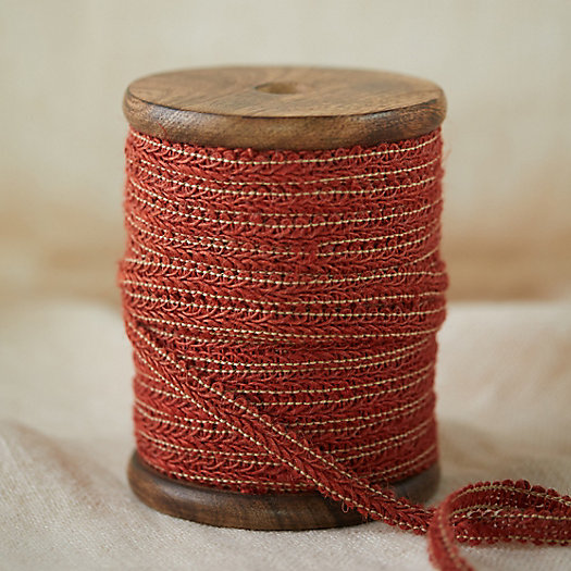View larger image of Lace Jute Ribbon