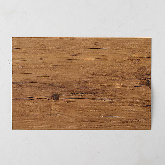 View larger image of Faux Wood Placemat