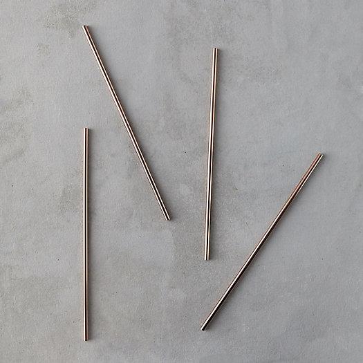 View larger image of Metal Straws