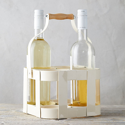 View larger image of 4-Bottle Wine Carrier