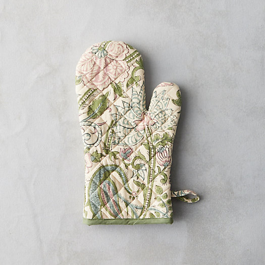 View larger image of Botanical Oven Glove