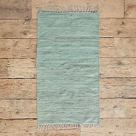 View larger image of Fringed Mudroom Rug