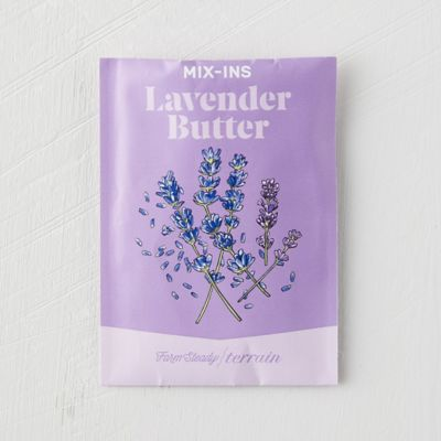 Butter Mix-In, Lavender