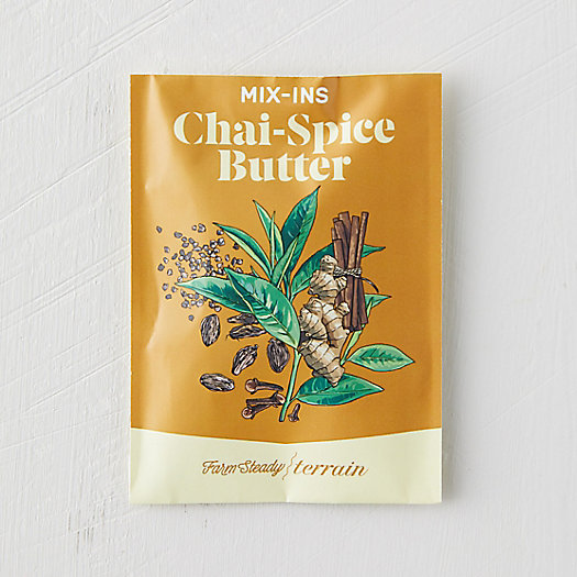 View larger image of Butter Mix-In, Chai Spice