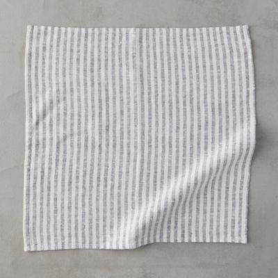 Lithuanian Linen Napkin, Stripe