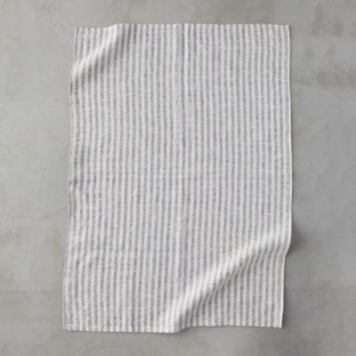 Lithuanian Tea Towel, Thin Stripe