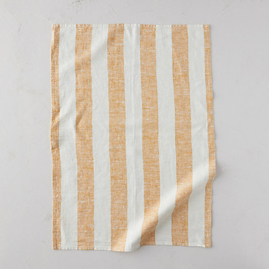 View larger image of Lithuanian Tea Towel, Vertical Stripe