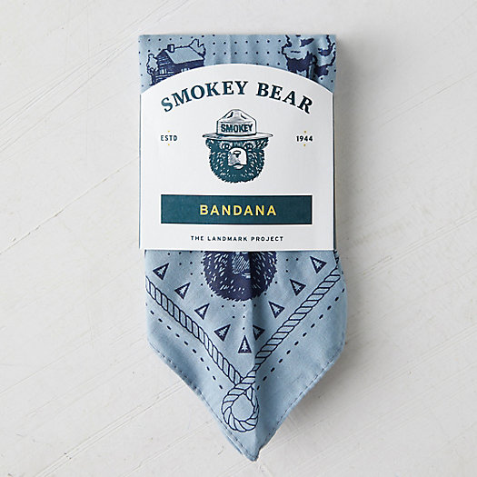 View larger image of Smokey Bear Bandana