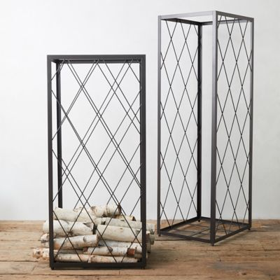 Lattice Log Holder