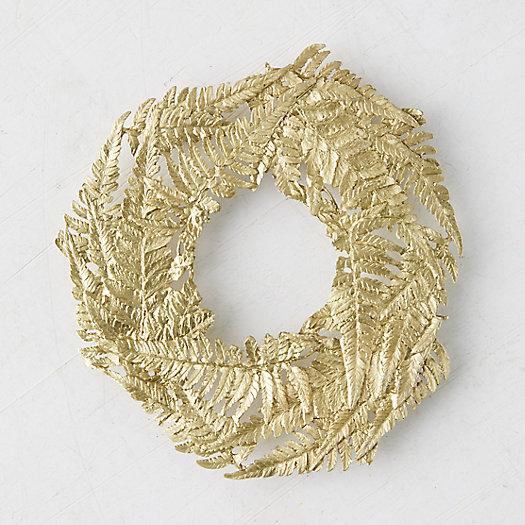 View larger image of Fern Leaf Trivet