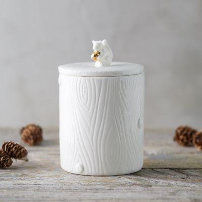 Woodland Candle, Evergreen